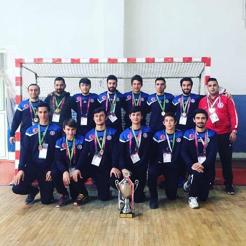 Hokeyciler Namağlup Türkiye Şampiyonu