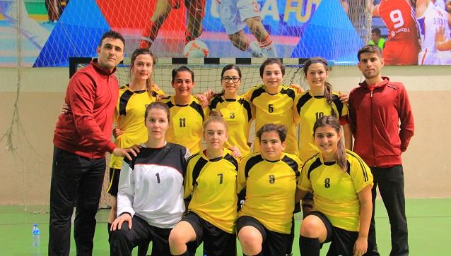 İşitme Engelliler, Futsal'da Türkiye Şampiyonu