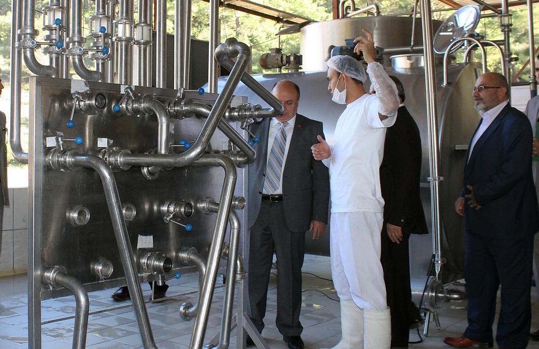Muğla'nın, Sanayi Envanteri oluşturuluyor