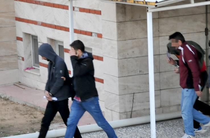 Muğla'da 8 terörist yakalandı