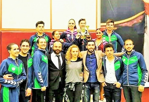 Büyükşehir'in Dansçıları Bursa'da