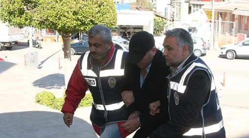 Balıkesir'de aranıyordu Marmaris'te yakalandı