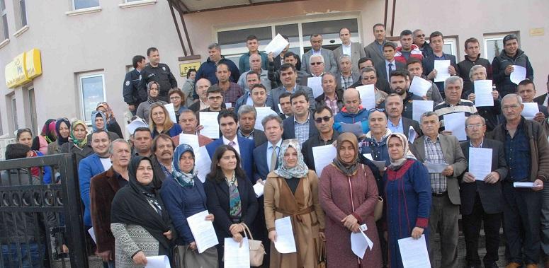 AK Parti Fethiye Teşkilatı'ndan, Kılıçdaroğlu hakkında suç duyurusu