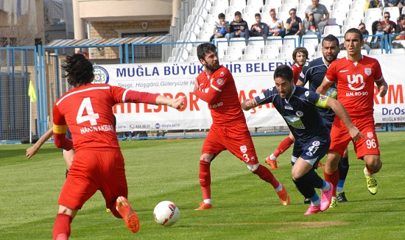 Fethiyespor rakibini eli boş gönderdi: 4-0