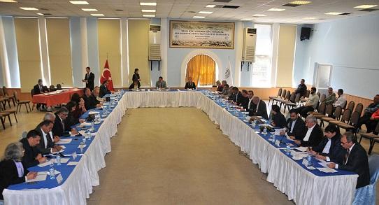 Milas Belediye Meclisi toplandı