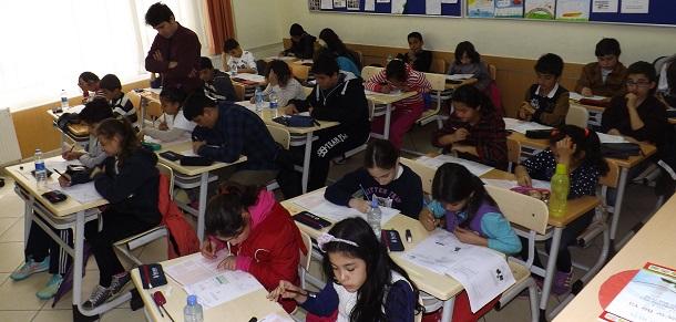 Piri Reis'ten, Pimatya Bursluluk Sınavı