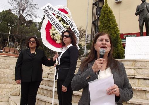 Yatağan Kadın Platformundan 8 Mart etkinliği