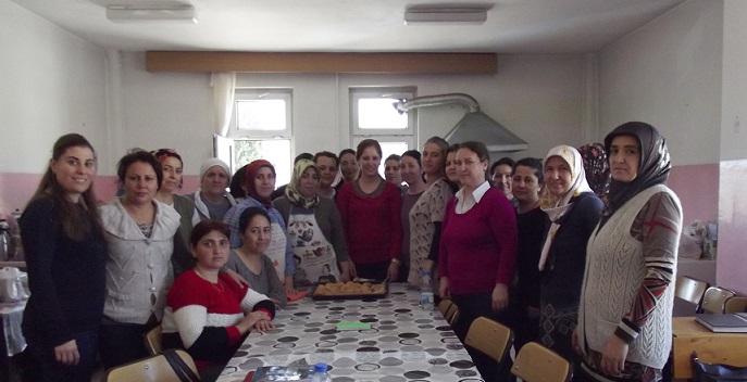 Yatağan'da, Aşçılık Kursu açıldı