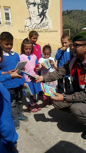 Eğitime Jandarma desteği