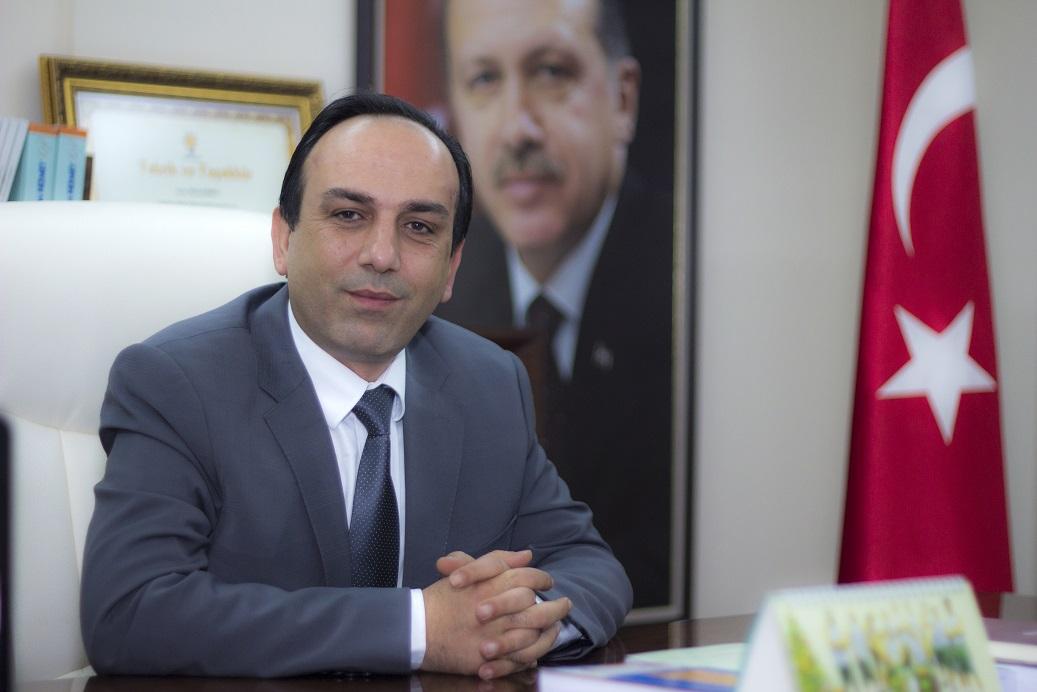 AK Parti İl Başkanı Küreci istifa etti