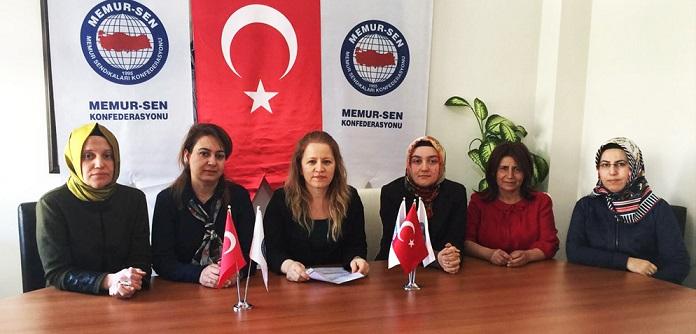 Memur-Sen'li kadınlardan Kılıçdaroğlu'na kınama