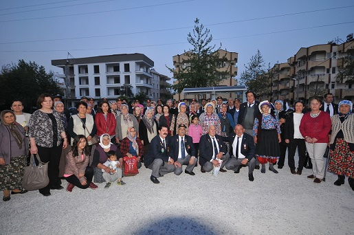 Milas Belediyesi Gazileri Çanakkale'ye gönderdi