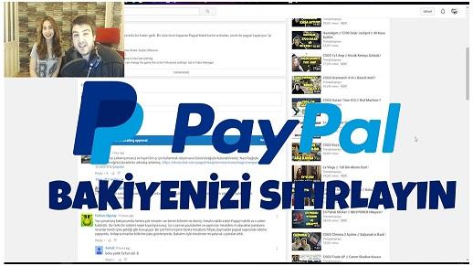 PAYPAL GİTTİ, YENİSİNE BAKALIM tsver3.6.1