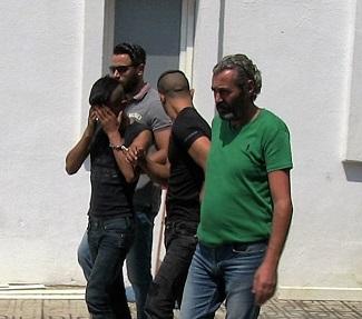Bodrum'da çaldılar, Kocaeli'de yakalandılar