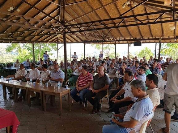 """AK Parti'nin """"Üreten Muğla"""" toplantıları devam ediyor"""