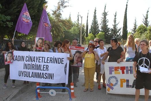Fethiye'de Cansu Kaya davasına devam edildi