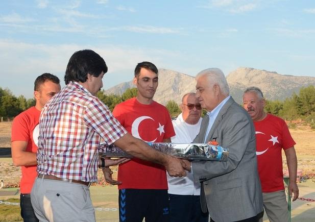 Muğlalı Trapçı, Türkiye Birincisi oldu