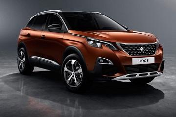Peugeot Yeni SUV 3008 görücüye çıkıyor