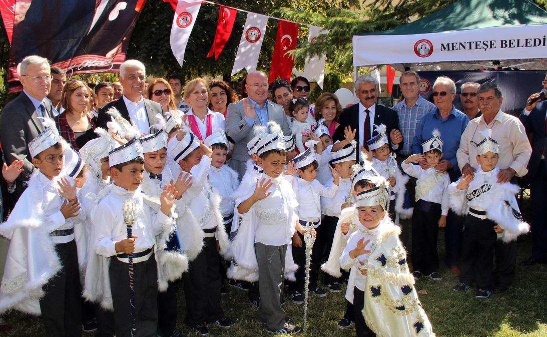 Menteşe Belediyesi'nden Toplu Sünnet Şenliği