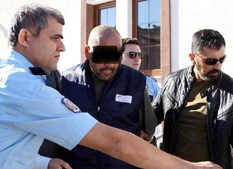 Fethiye'de cinayet zanlısı tutuklandı