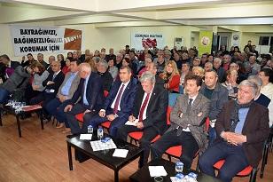 CHP'den 'Hayır' toplantıları