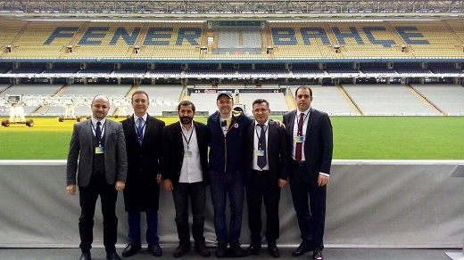 Fenerbahçelilerden bölge turizmine destek