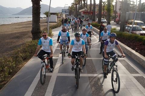 Marmaris Bisiklet kenti olacak