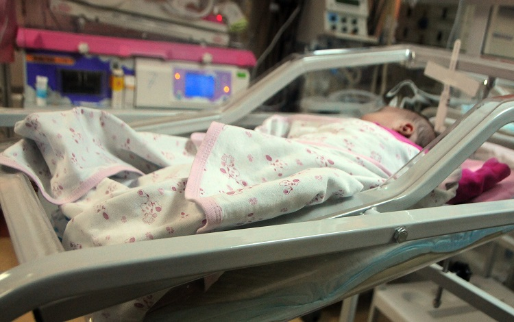Fatma Gül bebek devlet korumasında
