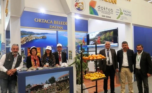 Ortaca, 2017 Travel Expo Fuarında tanıtıldı