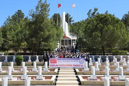 Kıbrıs Gazileri yurda döndü