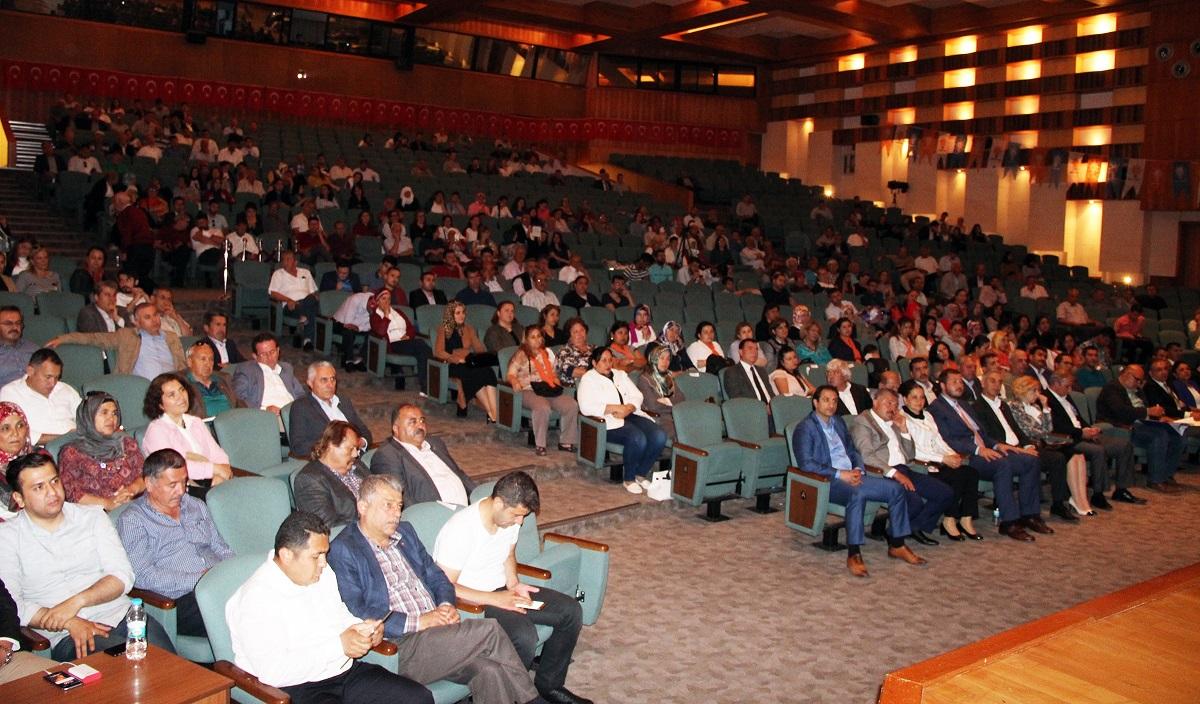 AK Parti Danışma Meclisi toplantı