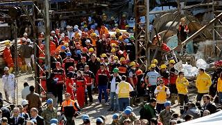 Türkiye İşçi ölümlerinde Avrupa 1'incisi