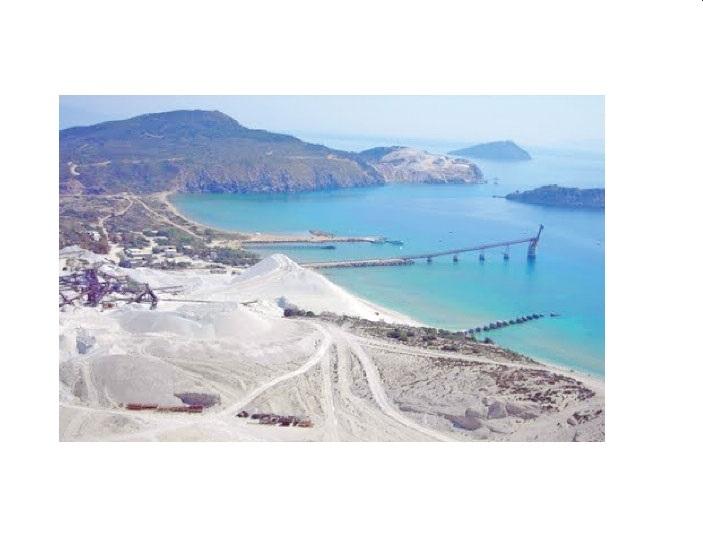 Yunan, Tarhanamızdan sonra Madenlerimizi de götürüyor !