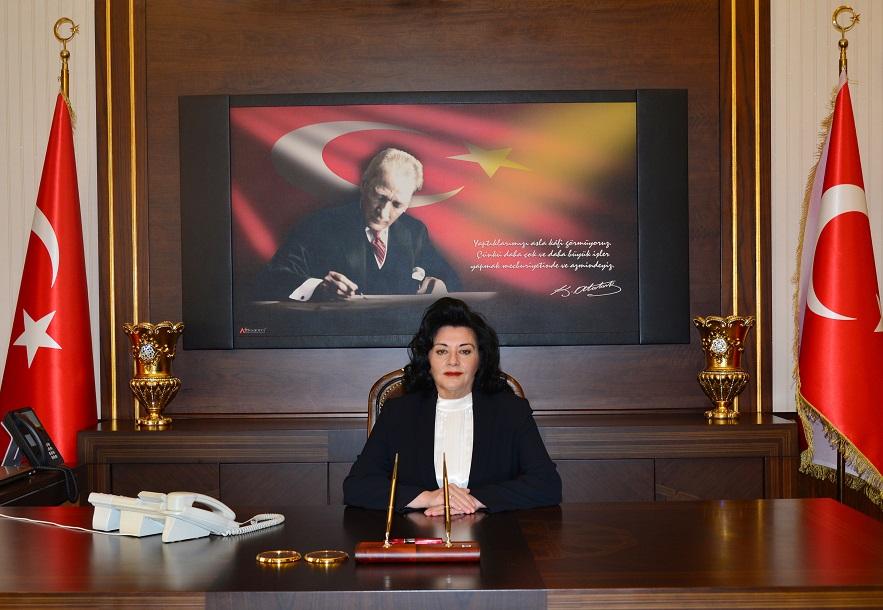 Muğla'ya 2'inci kadın vali