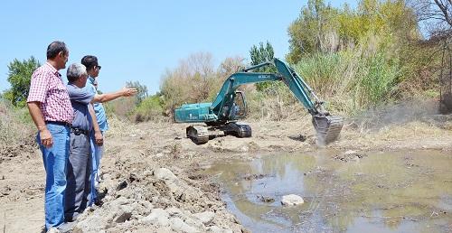 33 yıllık su sorunu çözülüyor