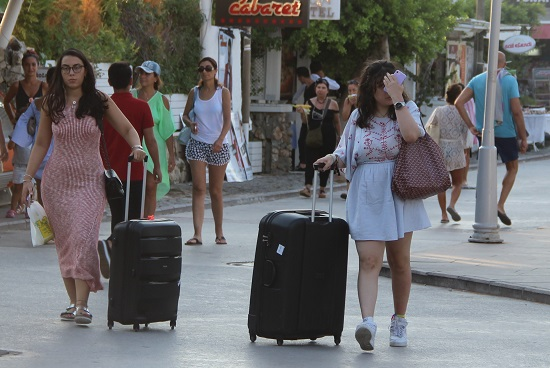 Bayram tatili turizmciler sevindirdi