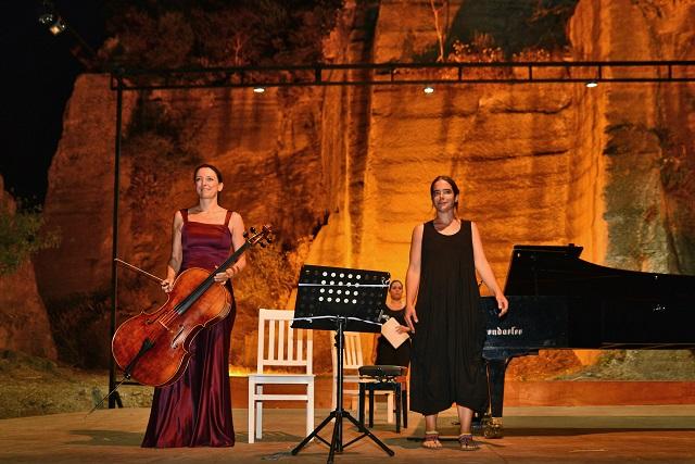 Tokay-Levendoğlu ikilisinde muhteşem konser