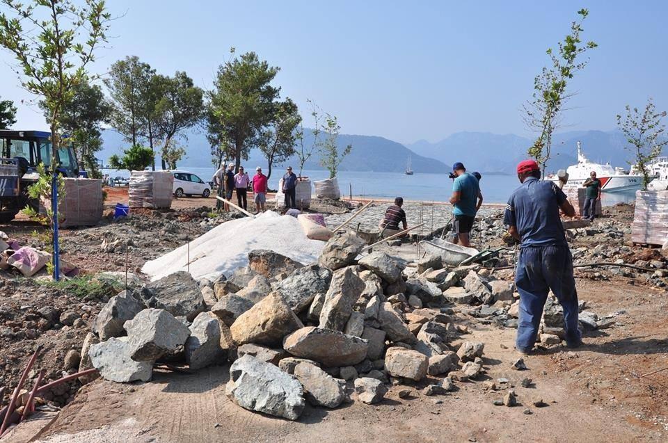 Marmaris'in Büyük Projesi 29 Ekimi yetişiyor