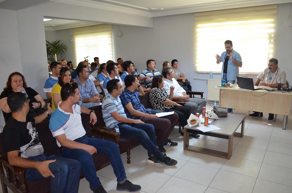 PTT personeline güvenlik eğitimi