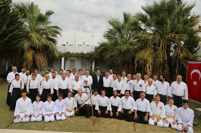Aikido Semineri son erdi