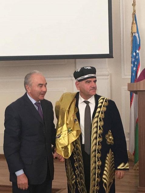 Türkiye-Özbekistan arasında bilim köprüsü