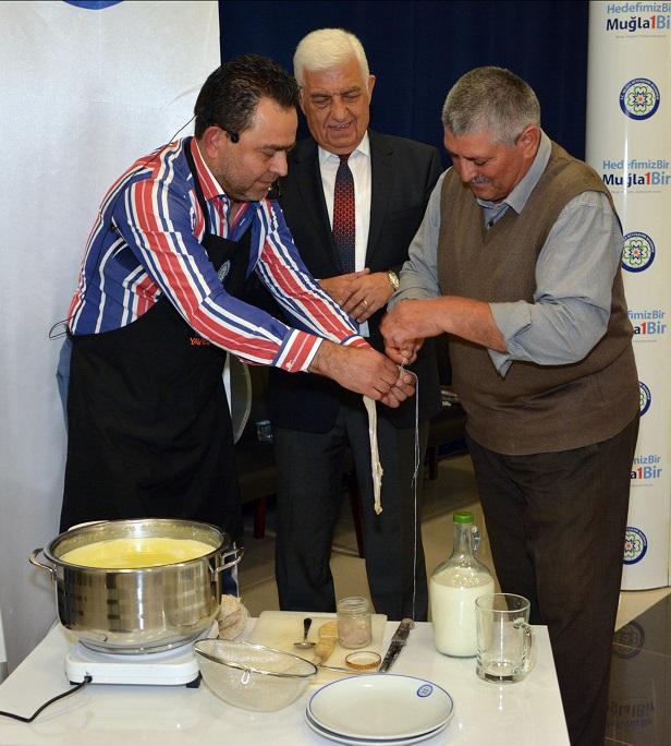 Muğla'nın Unutulmuş Peynirleri gün yüzüne çıktı