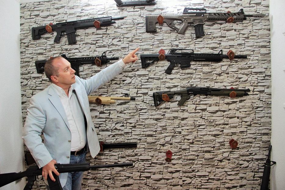 Türkiye av tüfeği ihracatında dünya devlerini solladı