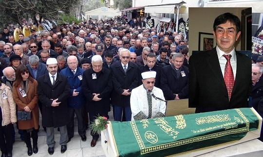Turan Özdemir son yolculuğuna uğurlandı