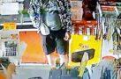 Marketten içki çalan şüpheli kameraya yakalandı