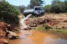 Göletlere su takviyesi devam ediyor