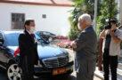 Vali Tavlı'dan Başkan Gürün'e ziyaret