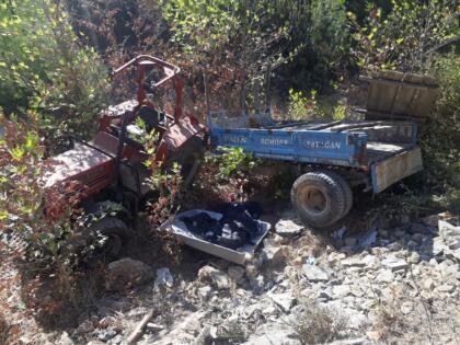 Kevser Kartal kazada yaşamını yitirdi