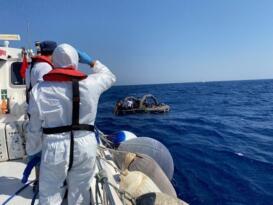 Yabancı uyruklu 54 kişi kurtarıldı