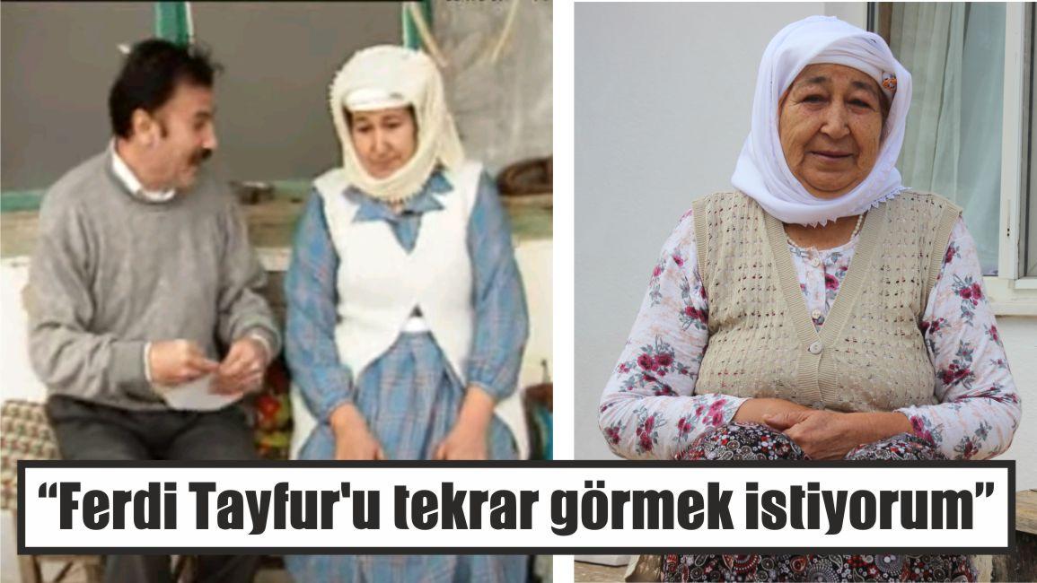 Ferdi Tayfur' un Özlüceli Annesi
